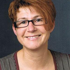 Inge Schlüter - Autorin