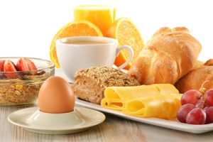 Kommunikation mit dem Frühstücksei