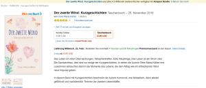 Rezension bei Amazon