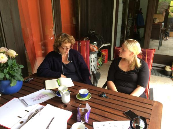 Interview mit Emely und andere Wildschweingeschichten - Telse Maria Kähler