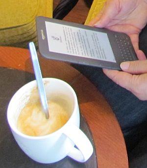 Selfpublisher und ihre Bücher - Lesestunde auf dem Kindle
