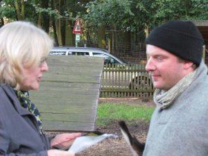 Telse Maria Kähler im Interview mit Felix Meyer