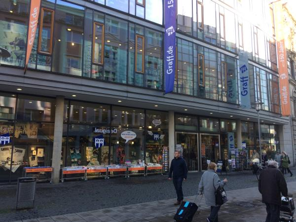 Buchhandlung Graff in Braunschweig