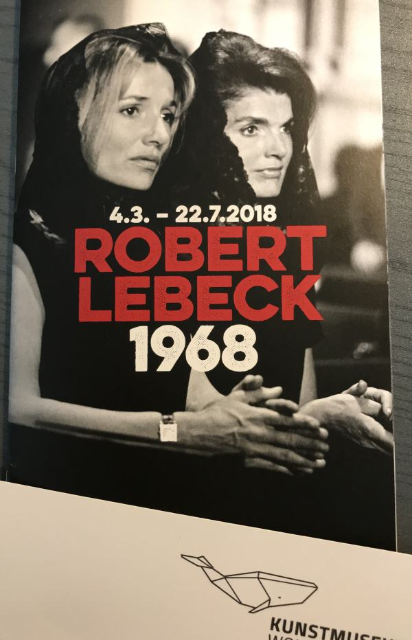 Robert Lebeck - Ausstellung im Kunstmuseum Wolfsburg
