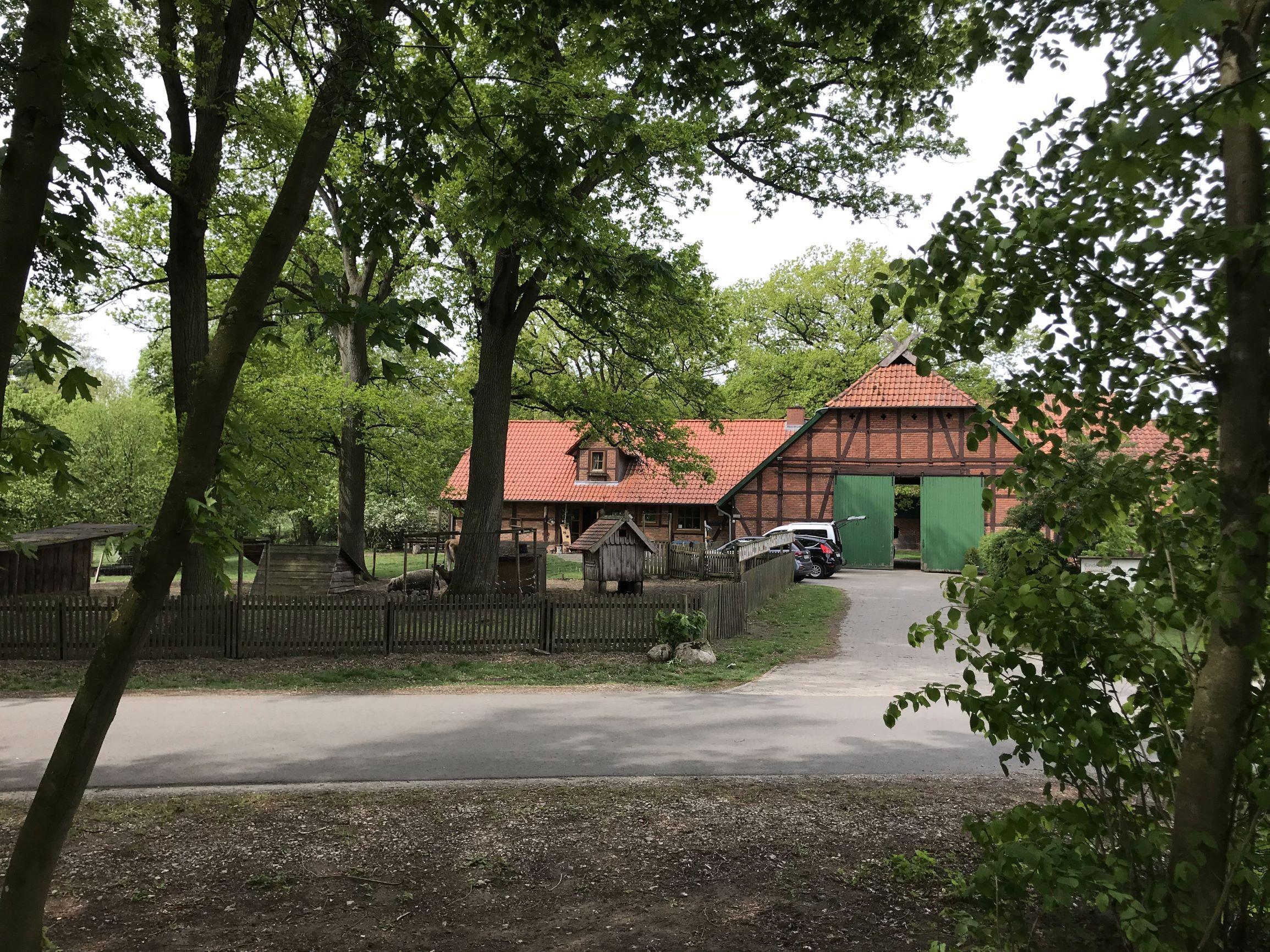 Der Tierhof von Corinna Michelsen in Bokelberge