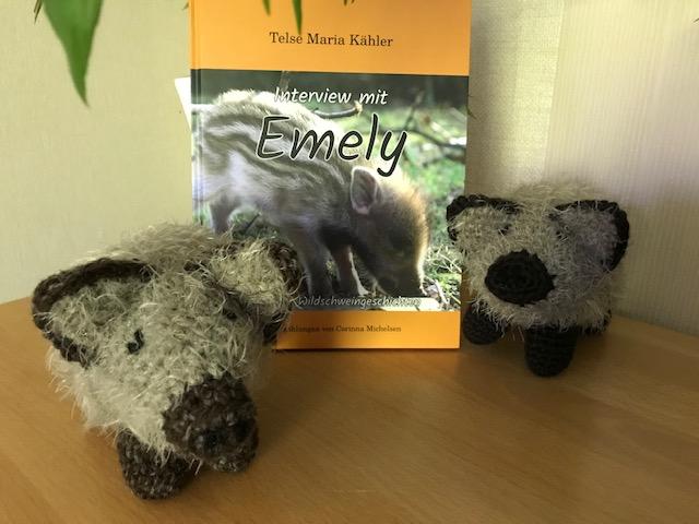 Interview mit Emely und andere Wildschweingeschichten im Otterzentrum Hankensbüttel