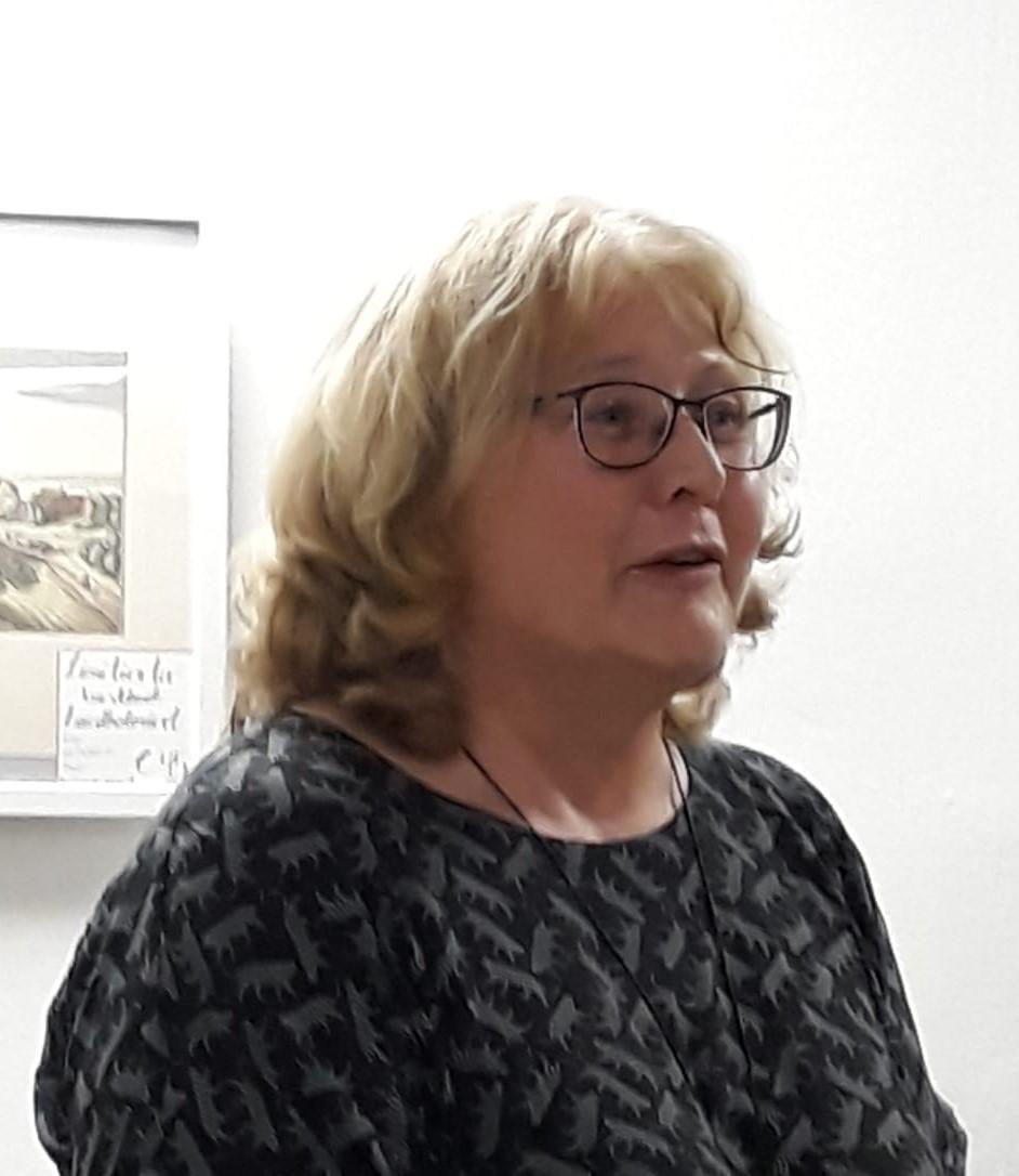 Telse Maria Kähler - Lesung 18.07.2019