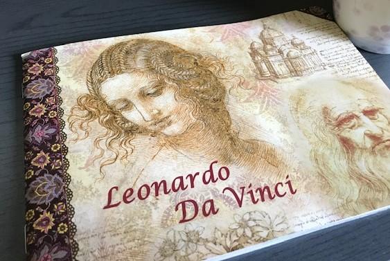 leonardos Welt - da vinci digital - ausstellung im Landesmuseum Hannover