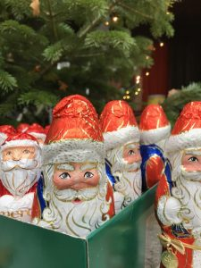 Weihnachtsmänner für die Gifhorner Tafel