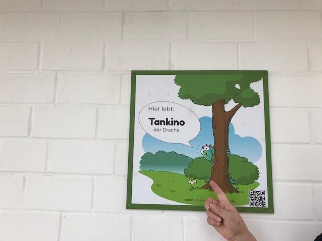Tankino lebt am Tankumsee